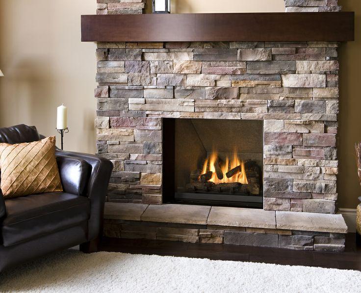 Decor la chimenea de tu casa con revestimientos - Chimeneas de peles ...